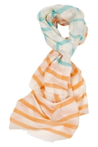 Rare rabbit  stripes scarf  rar 300760 small2