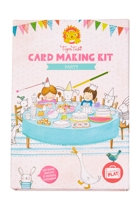 Tiger tribe  card making kit   party set  tige 14 009 small2